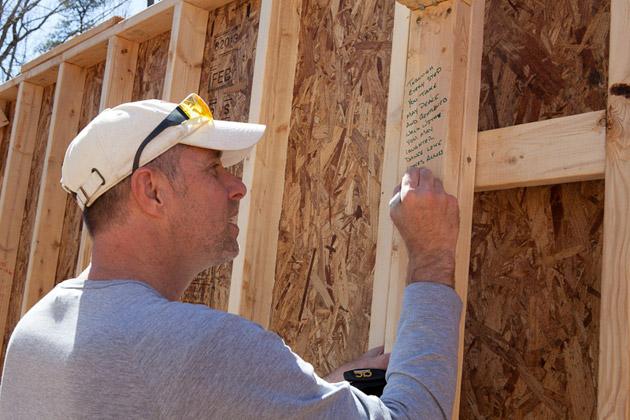R+M's President Dons Tool Belt for Habitat for Humanity